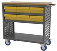 Akro-Mils, Carts, Dollies, Work Tables