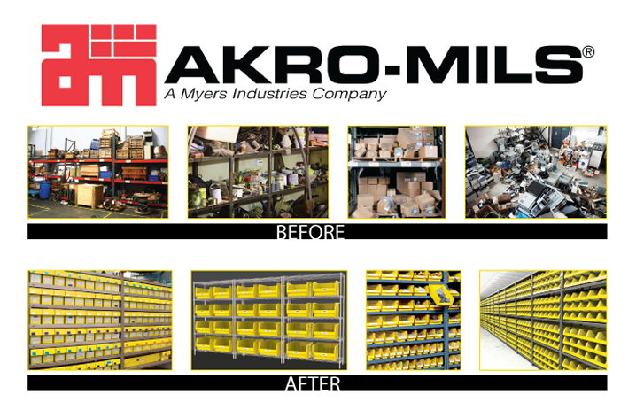 Akro-Mils, Salt Lake City, UT, Portable Storage, Small Parts Storage