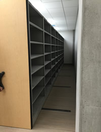 Aurora Library Shelving