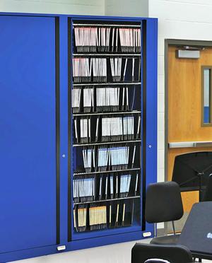 Aurora Times 2 Rotary Music Cabinet, Sheet Music Storage Cabinet, Music  School Storage