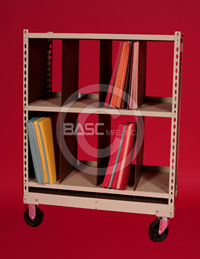 BASC Mfg. Carts Trucks Utah, ALLSTOR