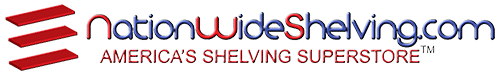 NationWide Shelving Logo