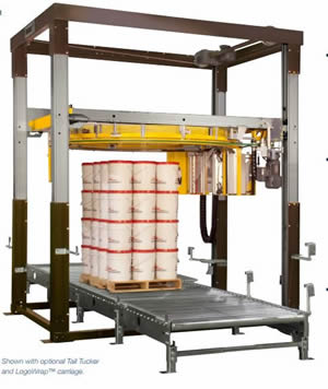 High-Speed Automatic Pallet Wrappers in Salt Lake City, UT