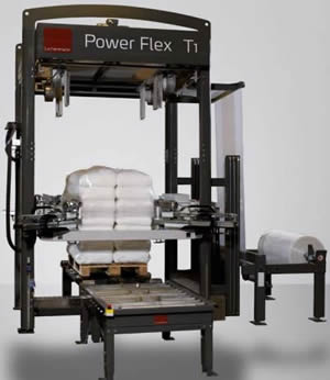 Muller Lachenmeier Power Flex T1 Stretch Wrap Equipment in Salt Lake City, UT