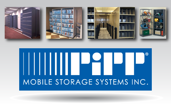 Pipp Mobile Storage Systems, Mobile Carriage Systems, Lateral Manual Carriage, Standard Manual Carriage, Heavy Duty Manual Carriage