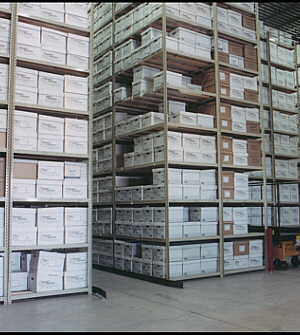 industrial shelving, wire shelving, mobile shelving, box shelving