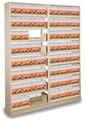 Specifications Section 105613 (10675) Metal Storage Shelving (Four Post)