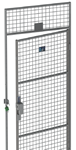 Troax Storage Security Cages Utah