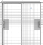 Troax Warehouse Paritions and Industrial Partitions