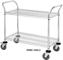 Carts and Trucks make movable storage easy